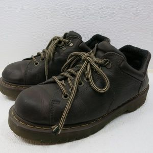 Dr. Martens UK 9 Oil Tanned Leather Casual Shoe 10